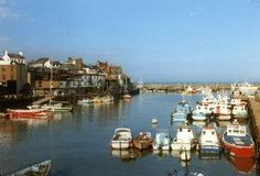 Bridlington is a fishing town on the east coast of Yorkshire,England. Nearest City is the Port City of Hull. East Yorkshire, Yorkshire England, Yorkshire Dales, Holiday Places, Holiday Destinations, Visit Uk, Local Attractions, Seaside Towns, Destin Beach