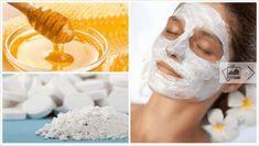 """Μέλι με ασπιρίνη: Το """"μαγικό"""" μείγμα για να δείχνετε νεότερες και φρέσκες και πως να το χρησιμοποιήσετε – Enimerotiko.gr Homemade Facial Mask, Homemade Facials, Psoriasis On Face, Honey Face Mask, Psoriasis Remedies, Perfect Skin, Diy Skin Care, Facial Masks, Anti Aging Skin Care"""