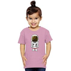 I Need More Space (Astronot) Toddler T-shirt