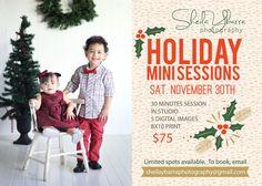 Christmas Pictures | San Antonio Child Photographer | Sheila Ybarra Photography