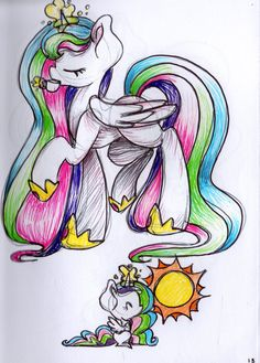 Sun Princess by CutePencilCase.deviantart.com on @DeviantArt