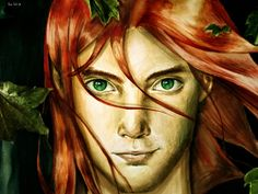 My name is Kvothe by ~Celtilia on deviantART