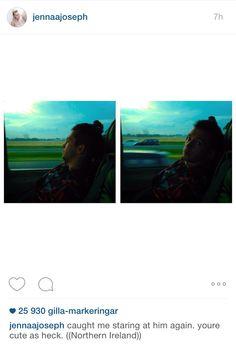 tyler joseph's wife jenna's instagram ✧