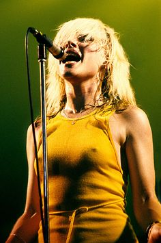 Blondie- Dabbie Harry