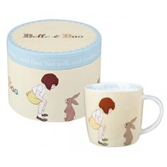 Classic Belle & Boo First Meet Mug