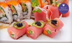 Groupon - $ 16.50 for $30 Worth of Sushi and Japanese Food at Sushi Unlimited in Multiple Locations. Groupon deal price: $16.50
