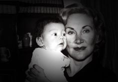 Mi madre y Robertito