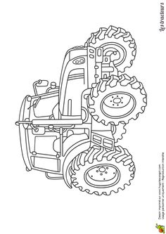 Tractors 695735842408154309 - Drawing a modern agricultural tractor, coloring Source by cartaxoj Scary Coloring Pages, Tractor Coloring Pages, Summer Coloring Pages, Colouring Pics, Disney Coloring Pages, Coloring For Kids, Printable Coloring Pages, Coloring Sheets, Coloring Books