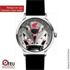 6ecf76511da Mostrar detalhes para Relógio de pulso OTR HONDA MOTO 006