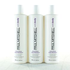 Paul Mitchell Extra-Body Daily Shampoo - Thickens and Volumizes 500ml - https://lostparcels.com/parcel-company-3/uncategorized/paul-mitchell-extra-body-daily-shampoo-thickens-and-volumizes-500ml/