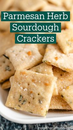 Yummy Appetizers, Appetizer Recipes, Snack Recipes, Kitchen Recipes, Baking Recipes, Scones, Biscuits, Homemade Crackers, Snacks Saludables