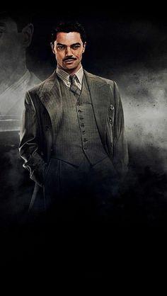 Howard Stark,  Captain America/ Agent Carter,