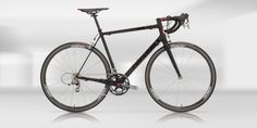 R5ca - the world's lightest road bike - 100 grams lighter than the nearest competitor, and 30% stiffer, this bike sets a new benchmark in weight and stiffness.