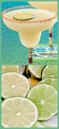 Recipe♥  Margarita Slush A must with Mexican food and perfect for a summer party!
