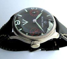 Orfina Royal Navy Kampfschwimmer Watch
