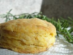 Low-Sodium Baked Biscuit