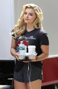 Ivy Winters Slouch Witch - Chloe Grace Moretz would be perfect!!