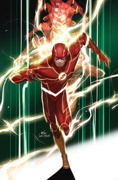Flash Comics, Dc Comics Heroes, Dc Comics Characters, Fictional Characters, Flash Barry Allen, Reverse Flash, Wally West, New Gods, Going Solo