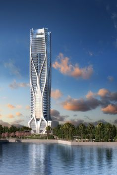 Zaha Hadid's One Thousand Museum Tower for Miami