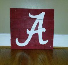 Alabama Wall Decor auburn universtiy sign/wall decor | that's pallet perfect