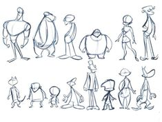 examples of character design character animation character - character drawing Pixar Character Design, Vector Character, 2d Character Animation, Character Design Tutorial, Character Sketches, Character Design References, Character Drawing, Character Design Inspiration, Character Illustration