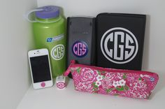 Tackling your monogram obsession