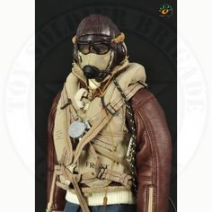 WWII British RAF Pilot