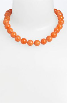 Simon Sebbag Stone Bead Necklace available at Nordstrom