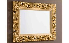 Espejo 1 Baroque, Decoration, Mirror, Frame, Furniture, Home Decor, Sweet Home, Silver, Gold