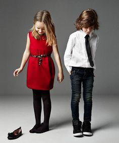 ¿Cómo vestir a los niños para estas fiestas