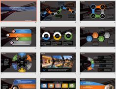 Abstract Creation PowerPoint by SageFox