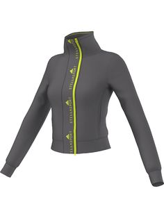 adidas StellaSport Warm Mid-layer - GraniteThewarm mid-layer by adidas StellaSportis designed in collaboration with Stella McCartney and brings a fresh look to your workouts this season.This mid-layer training shirt keeps you insulated on chilly days usingbreathable climawarm™technology thatwarms without overheating. In a granite hue, the lime trims make even more of a statement of the off centre zip and thefunnel neckis a must this season for maintaining your body temperature.Wear it over…