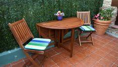 Os damos algunos consejos para mantener los muebles de jardín en perfecto estado.