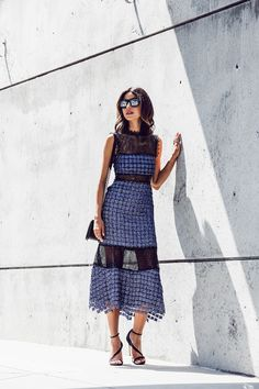 VivaLuxury - Fashion Blog by Annabelle Fleur: MIDI ON MY MIND