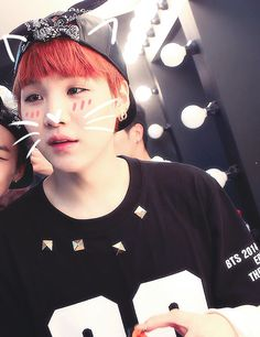 My little kitty, Yoongi~