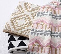 The Emily & Meritt Printed Stroller Blankets