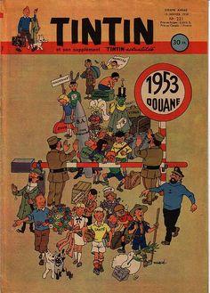 1953 - Douane