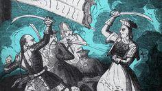 Cheng I Sao, the 19th Century Pirate Who Banned Rape in Her 50,000-Man Fleet | Jezebel #inspirational #RubinaHood