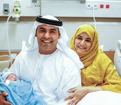 New Abu Dhabi hospital welcomes birth of first baby  http://m.edarabia.com/new-abu-dhabi-hospital-welcomes-birth-first-baby/87799/