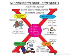 Advanced Concepts  Metabolic Syndrome: Syndrome X