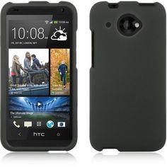 DW Premium Zara Crystal Case for HTC Desire 601 - Black
