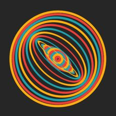 Расслабляющая геометрия: красочные гифки, которые расслабят ваш мозг