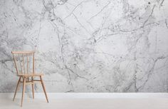 Textured White Marble Wallpaper MuralsWallpaper is part of Living Room Interior Marble - This textured white marble wallpaper is a sleek and stylish choice that would look great as kitchen or living room wallpaper when creating a modern space Marble Effect, Marble Texture, Marble Wall, White Marble, Textured Wallpaper, Textured Walls, Marble Bedroom, Feature Wall Bedroom, White Backdrop