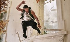 White House Down Stills: Channing Tatum Takes Charge