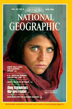 Flip through some of the most compelling National Geographic covers from the last 50 years.