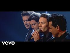 (1) Il Divo - Hallelujah (Live In London 2011) - YouTube