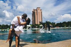 Destination Engagement Session at the Atlantis Resort by Stanlo Photography Engagement Pictures, Engagement Session, Atlantis, Engagements, Scenery, Beach, Photography, Outdoor, Beautiful