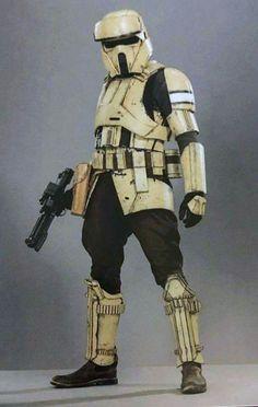 Rogue One's Shoretrooper