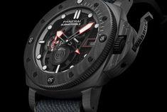 Panerai Submersible S Brabus Black Ops Edition PAM01240
