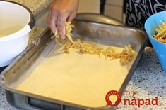 'Čarobni' kolač od jabuka – Korisni savjeti i recepti Macaroni And Cheese, Ethnic Recipes, Food, Recipes, Mac And Cheese, Essen, Meals, Yemek, Eten